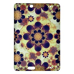 Luxury Decorative Symbols  Kindle Fire Hd 7  (2nd Gen) Hardshell Case by dflcprints