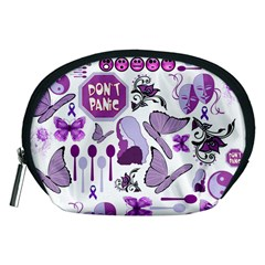 Fms Mash Up Accessory Pouch (medium) by FunWithFibro