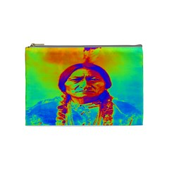 Sitting Bull Cosmetic Bag (medium)