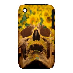 Sunflowers Apple Iphone 3g/3gs Hardshell Case (pc+silicone) by icarusismartdesigns
