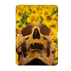 Sunflowers Samsung Galaxy Tab 2 (10 1 ) P5100 Hardshell Case  by icarusismartdesigns