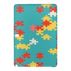 Puzzle Pieces Samsung Galaxy Tab Pro 10 1 Hardshell Case