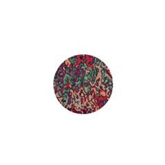 Color Mix 1  Mini Button