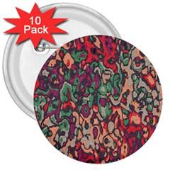 Color Mix 3  Button (10 Pack)