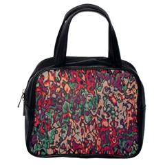 Color Mix Classic Handbag (one Side)