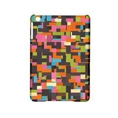 Colorful Pixels Apple Ipad Mini 2 Hardshell Case