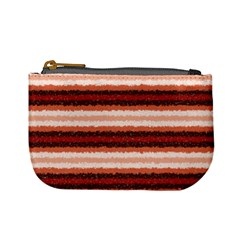 Horizontal Native American Curly Stripes   1 Coin Change Purse by BestCustomGiftsForYou