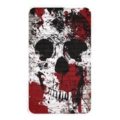 Skull Grunge Graffiti  Memory Card Reader (rectangular)