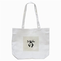 Vintage Beauty  Tote Bag (white) by OCDesignss