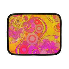 Super Bright Abstract Netbook Sleeve (small) by OCDesignss
