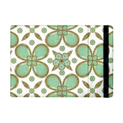 Luxury Decorative Pattern Collage Apple Ipad Mini 2 Flip Case by dflcprints