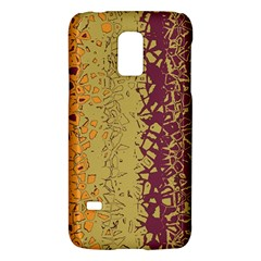 Scattered Pieces Samsung Galaxy S5 Mini Hardshell Case  by LalyLauraFLM
