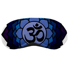Ohm Lotus 01 Sleeping Mask by oddzodd