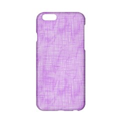 Hidden Pain In Purple Apple Iphone 6 Hardshell Case by FunWithFibro