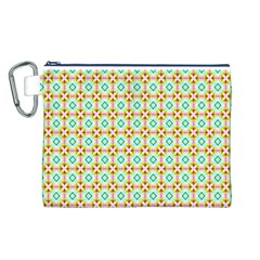 Canvas Cosmetic Bag (large)