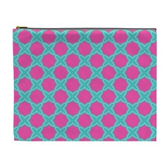 Cute Pretty Elegant Pattern Cosmetic Bag (xl) by creativemom