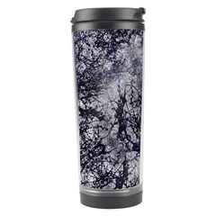 Nature Collage Print  Travel Tumbler by dflcprints
