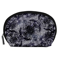 Nature Collage Print  Accessory Pouch (large) by dflcprints