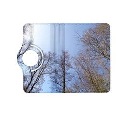 Large Trees In Sky Kindle Fire Hd (2013) Flip 360 Case by yoursparklingshop