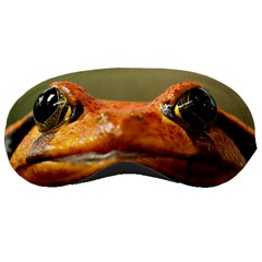 Frog Eyes Sleeping Mask by designedwithtlc