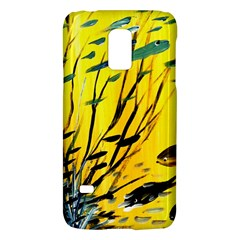 Yellow Dream Samsung Galaxy S5 Mini Hardshell Case  by pwpmall