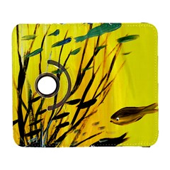 Yellow Dream Samsung Galaxy S  Iii Flip 360 Case by pwpmall