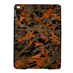 Intricate Abstract Print Apple Ipad Air 2 Hardshell Case by dflcprints