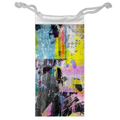 Graffiti Pop Jewelry Bag by ArtistRoseanneJones