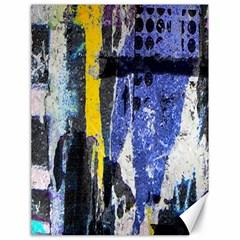 Urban Grunge Canvas 18  X 24  (unframed)