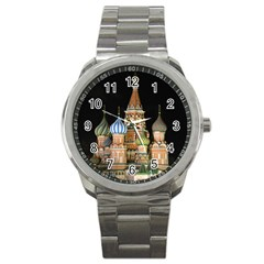 Saint Basil s Cathedral  Sport Metal Watch