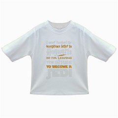 Howarts Letter Baby T Shirt by empyrie