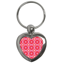 Cute Pretty Elegant Pattern Key Chains (heart)  by creativemom