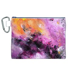 Nebula Canvas Cosmetic Bag (xl)  by timelessartoncanvas