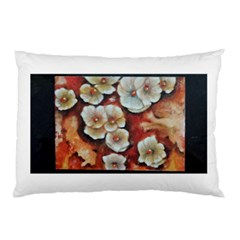 Fall Flowers No  6 Pillow Cases (two Sides)