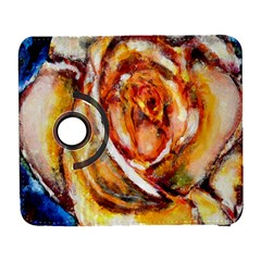 Abstract Rose Samsung Galaxy S  Iii Flip 360 Case by timelessartoncanvas