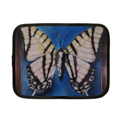 Butterfly Netbook Case (small)  by timelessartoncanvas