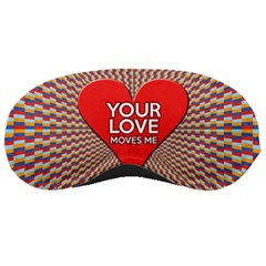 Your Love Moves Me Sleeping Masks by theimagezone
