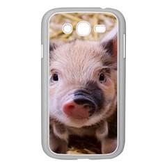 Sweet Piglet Samsung Galaxy Grand Duos I9082 Case (white)