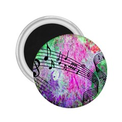 Abstract Music  2 25  Magnets