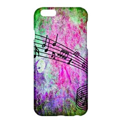 Abstract Music  Apple Iphone 6 Plus Hardshell Case
