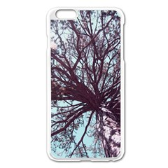 Under Tree  Apple Iphone 6 Plus Enamel White Case by infloence