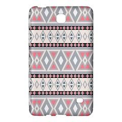 Fancy Tribal Border Pattern Soft Samsung Galaxy Tab 4 (8 ) Hardshell Case