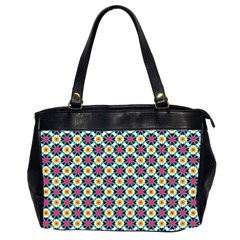 Cute Abstract Pattern Background Office Handbags (2 Sides)  by creativemom