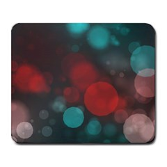 Modern Bokeh 15b Large Mousepads by ImpressiveMoments