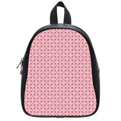 Cute Seamless Tile Pattern Gifts School Bags (small)  by creativemom