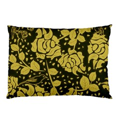 Floral Wallpaper Forest Pillow Cases (two Sides)
