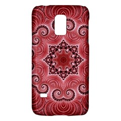 Awesome Kaleido 07 Red Galaxy S5 Mini by MoreColorsinLife