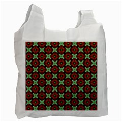 Cute Pattern Gifts Recycle Bag (one Side) by creativemom