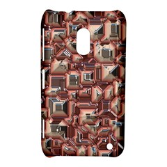 Metalart 23 Peach Nokia Lumia 620 by MoreColorsinLife