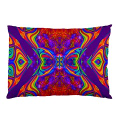 Butterfly Abstract Pillow Case (two Sides)